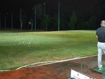 美视高尔夫练习场