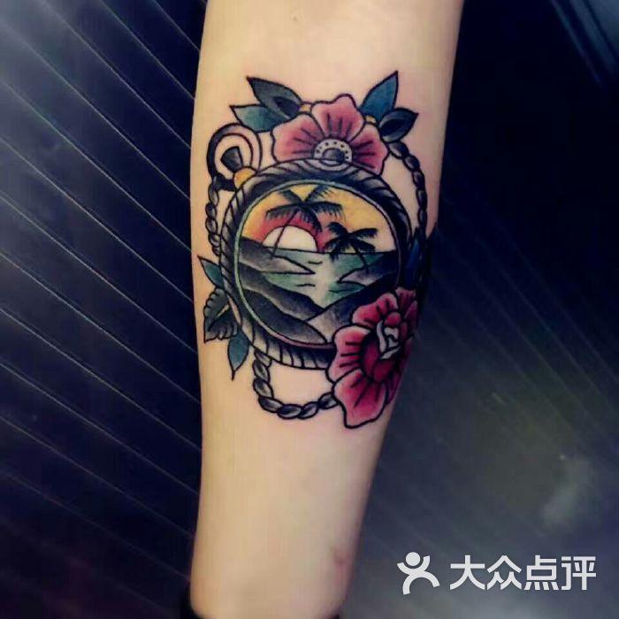 明星刺青图片-北京纹身-大众点评网