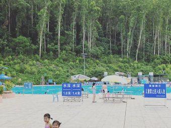 圭峰山水泳场