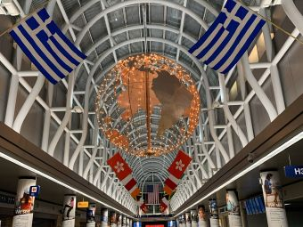 LAX International Terminal Baggage Claim