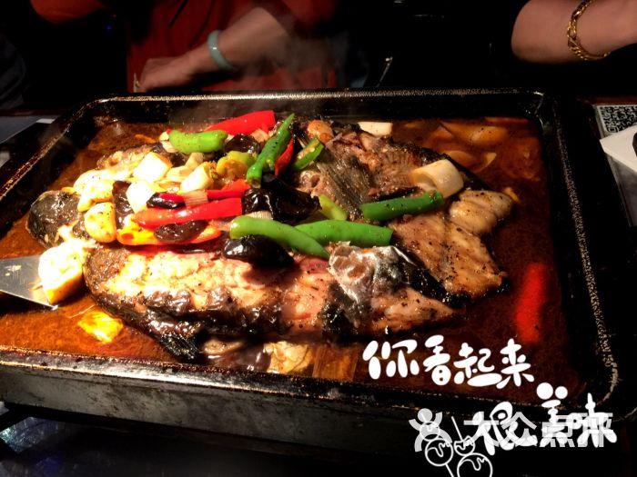 炉鱼(盐城中南城店)-鱼香味草鱼图片-盐城美食-大众