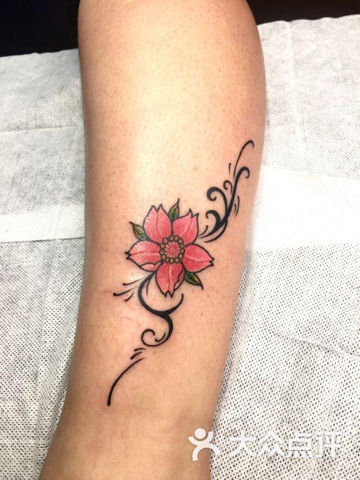 玩舍刺青工作室樱花纹身益阳纹身娄底纹身图片 - 第395张