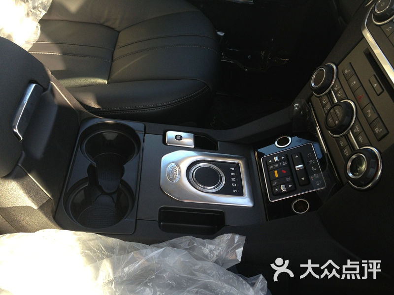 路虎销售中心路虎档位图片-北京4s店/汽车销售-大众