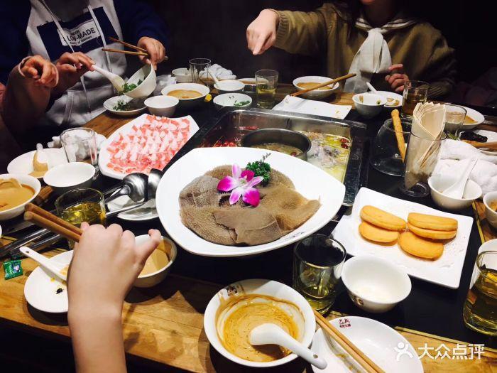 巴奴毛肚火锅(农业路店)图片 - 第139张