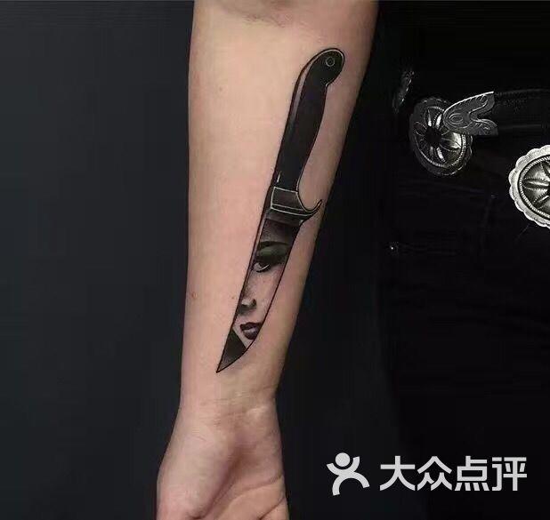 天骄纹身艺术啸刺青tattoo会所图片 - 第5张图片