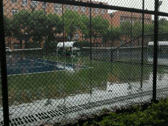 宁波大学西校区网球场