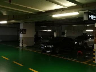 宜兴帕佛伦斯酒店-停车场