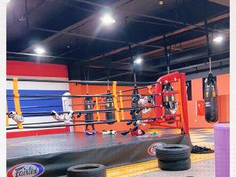 东营老虎泰拳搏击健身俱乐部