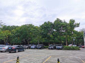 森波拉酒店-停车场