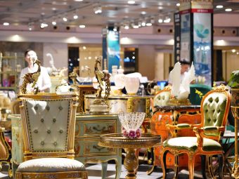 罗浮宫国际家具博览中心