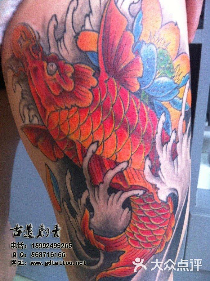 法老王纹身工作室图腾纹身图案 彼岸花纹身图案图片