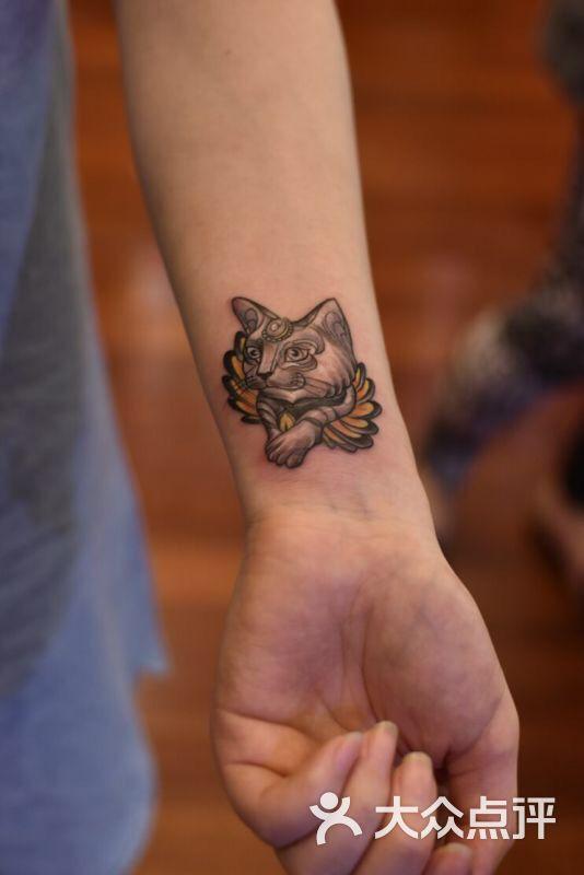 越狱刺青(越域)纹身(徐家汇店)图片 - 第2480张图片