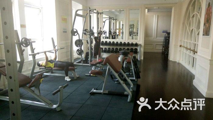 博康健身游泳馆-图片-烟台运动健身