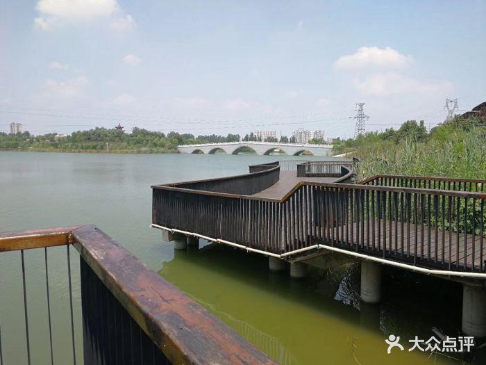 饶阳沱阳公园图片 - 第1张图片