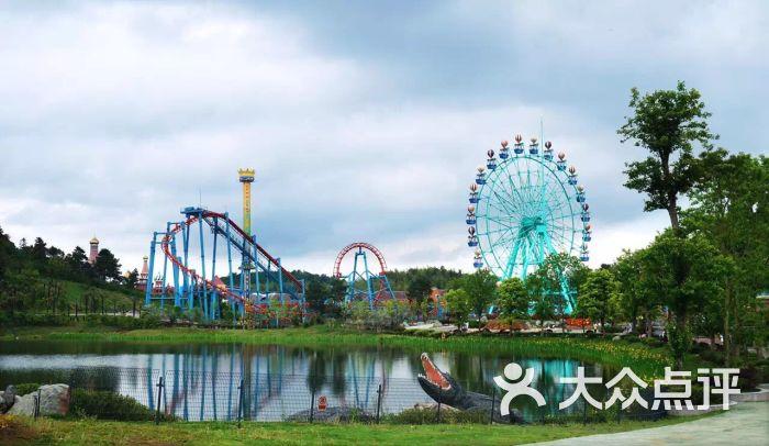 银杏湖风景区-图片-南京景点-大众点评网
