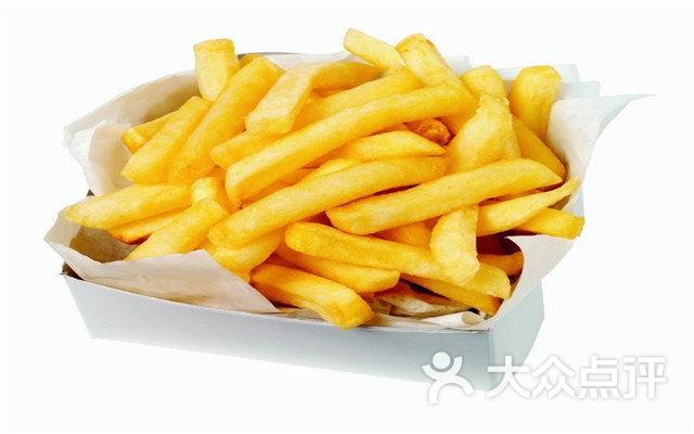 宅猫小姐(长岛路店)-美式薯条图片-上海美食-大众