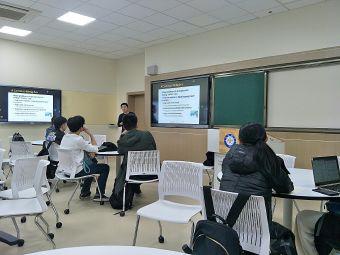 电子科技大学清水河校区品学楼C区