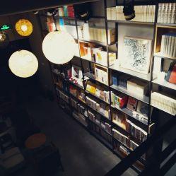 半层书店的图片