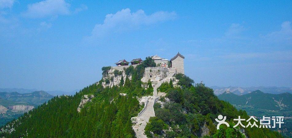 青州云门山风景区的点评