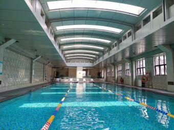 日航酒店-室内游泳池