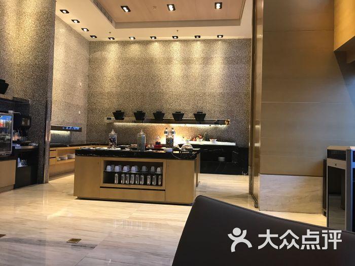 金桥万豪红枫酒店行政酒廊图片 - 第13张