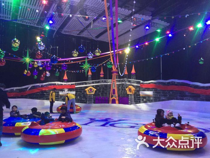 冰雪王国之胡桃夹子主题乐园-图片-上海休闲娱乐