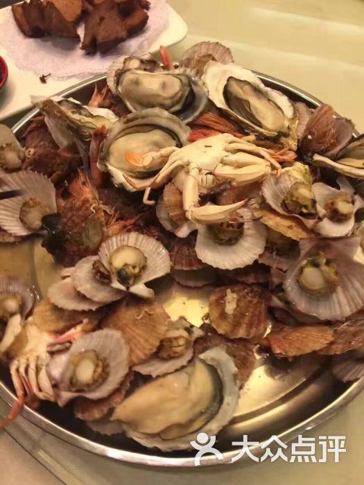 味到1981日照济南鲜-海鲜图片花园-清远拼盘-大众点评汇美食楼下江小海美食图片