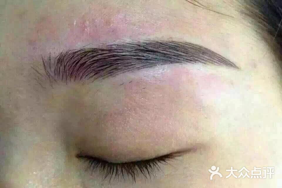 炫雅韩式半永久纹眉纹绣的全部评价-上海-大众点评网