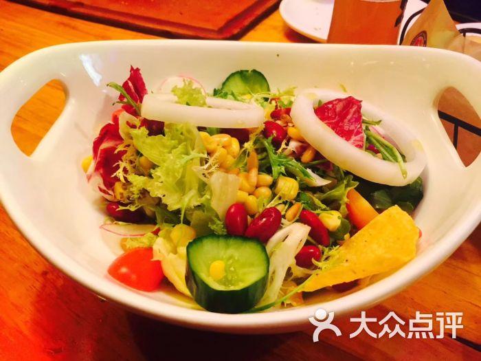 mr.rocky洛奇先生餐吧(太古仓店)-田园沙律图片-广州