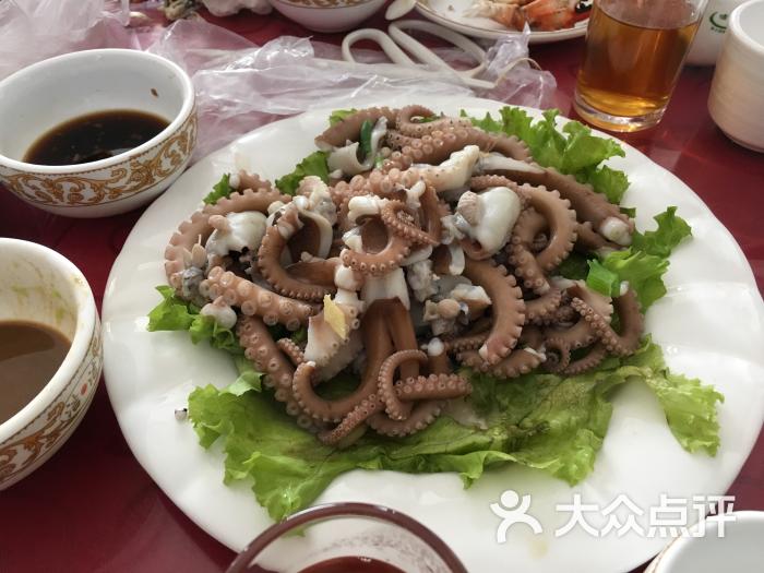 每日鲜东北菜-水煮八爪鱼图片-凌海市美食-大众点评