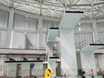海峡奥林匹克体育中心游泳馆