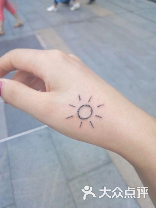 朋客刺青纹身.新颜半永久定妆图片 - 第1张图片
