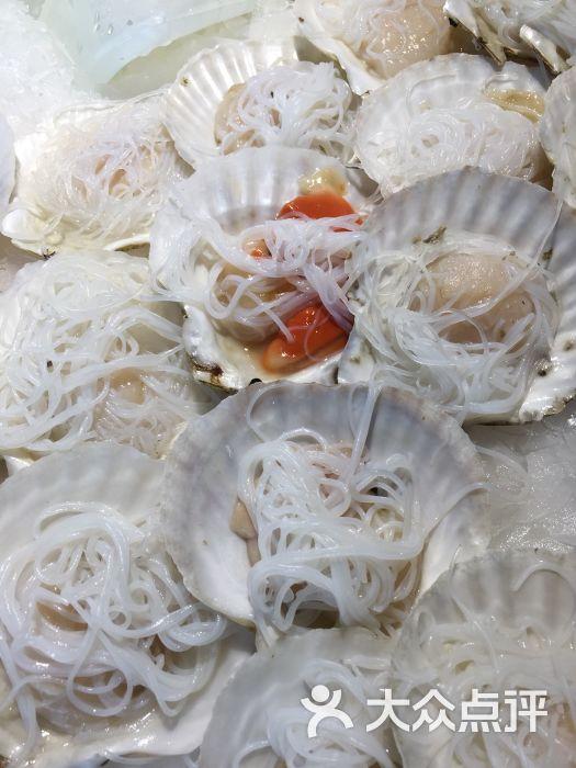 霸州大众铁板烧-鲜活图片扇贝-霸州市美食-皇冠桐庐美食街张家港石锅鱼图片