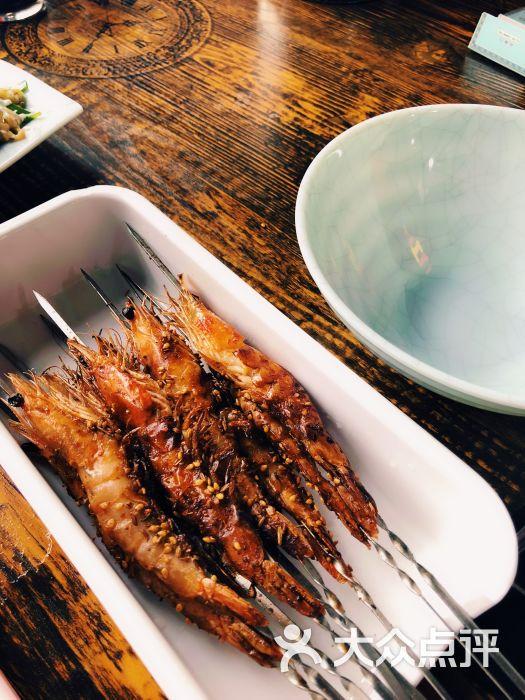 佳二妞烤骨头(辛安店)-烤大虾图片-青岛美食-大众点评