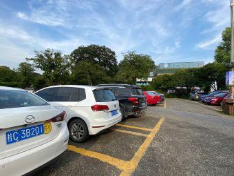 象山景区-停车场