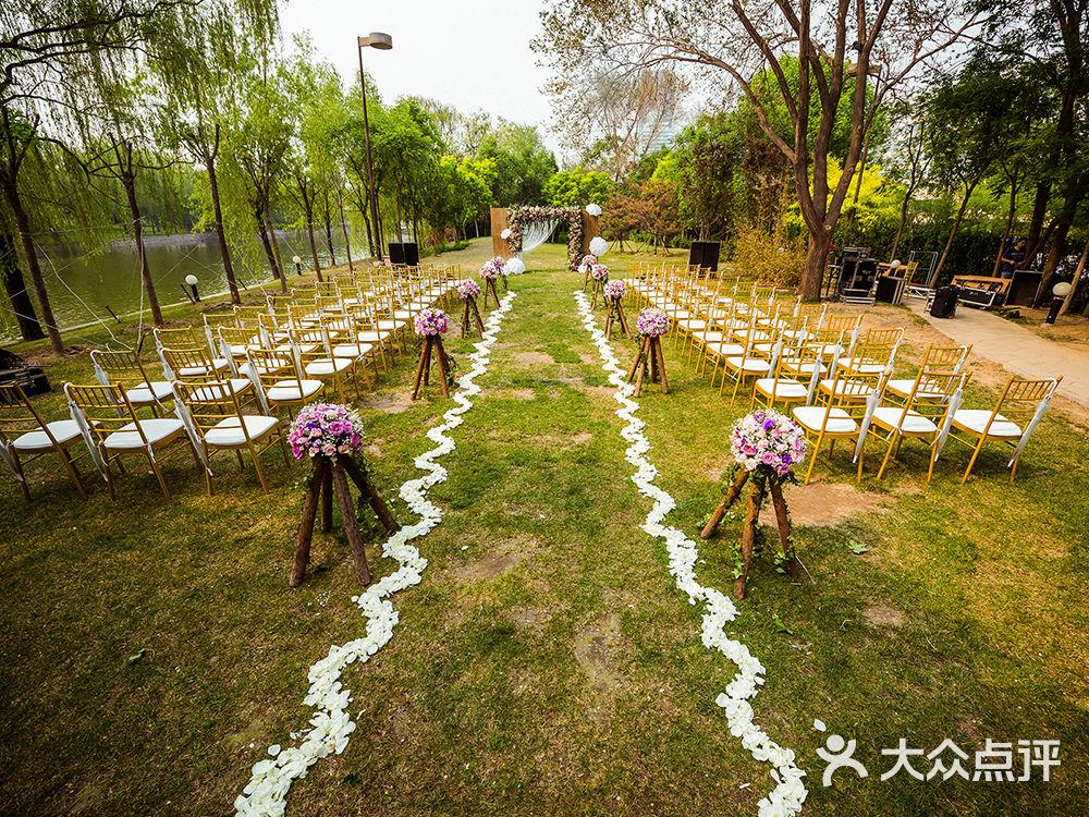 森林系户外婚礼风-忆江南主题婚庆(总店)-苏州结婚