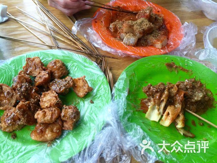 杨姐豆腐串-舌尖-吉林攻略-大众点评图片网梦的龙井茶美食上美食图片