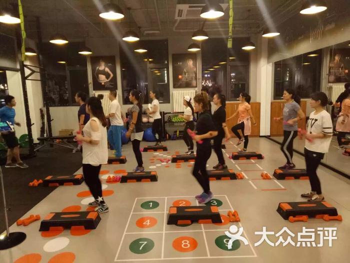 快快智能健身减肥主题店(通州万达2店)-图片-北