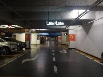 融汇老商埠停车场