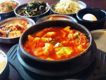 Kong Tofu and BBQ Korean Cuisine