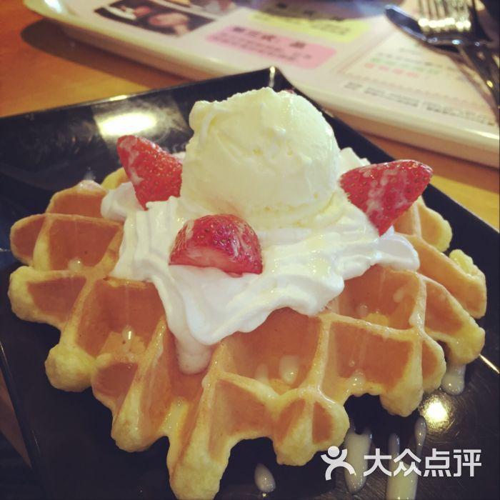 韩国雪冰(新景中心店)-松饼蛋糕图片-厦门美食-大众