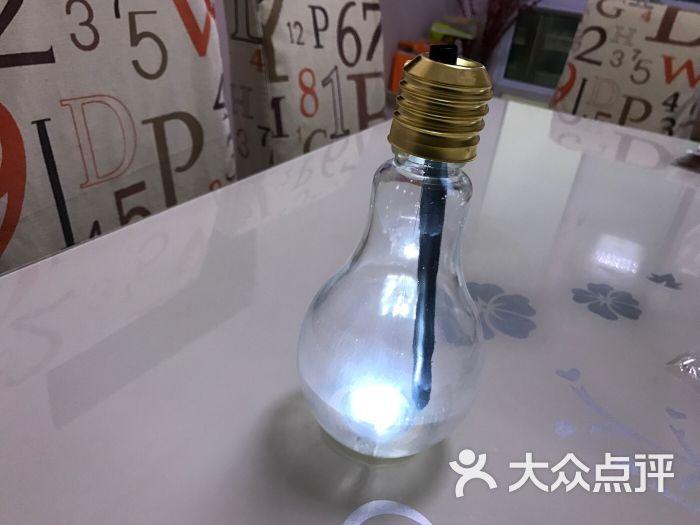 电灯泡手作茶饮店-图片-上海美食-大众点评网