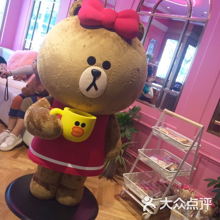 line friends cafe and store-图片-南京美食-大众
