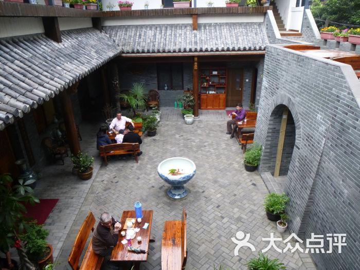 大越小院文化主题酒店中式庭院图片 - 第25张