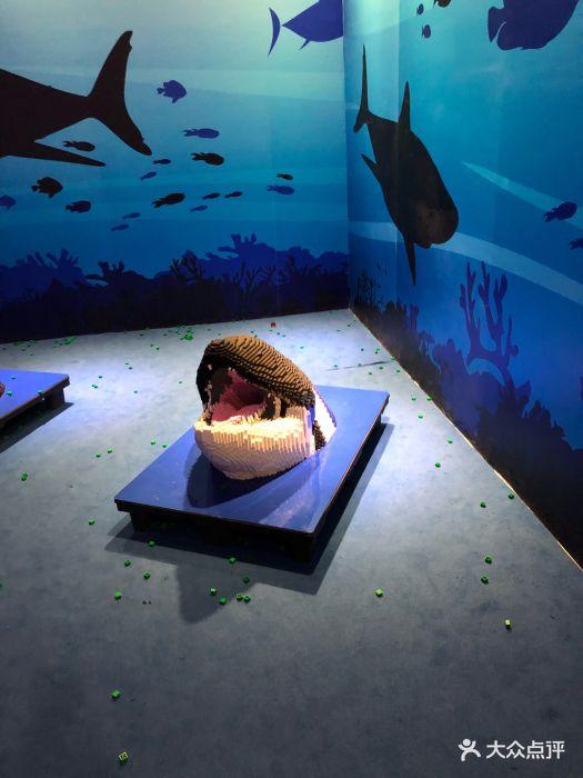 乐高动物王国环保展鸟巢站图片 - 第64张