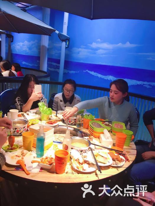 梦幻岛自助餐厅图片 - 第10张