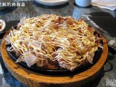 胡子淑淑的日式煎饼