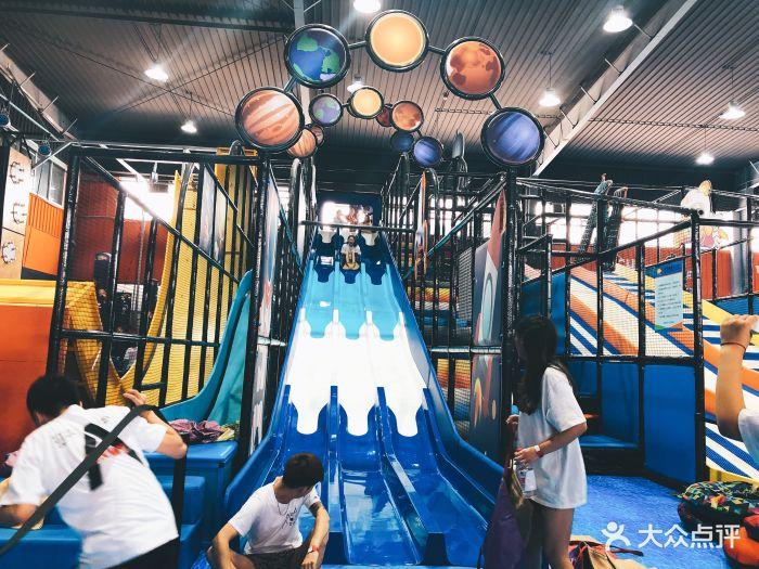 多乐岛蹦床公园-图片-杭州亲子-大众点评网图片