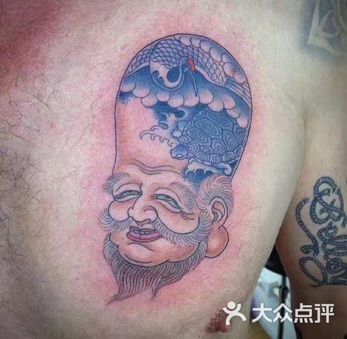 青帮纹身工作室图片 - 第46张