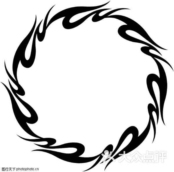 上海火凤凰纹身工作室死神纹身图片-北京纹身-大众